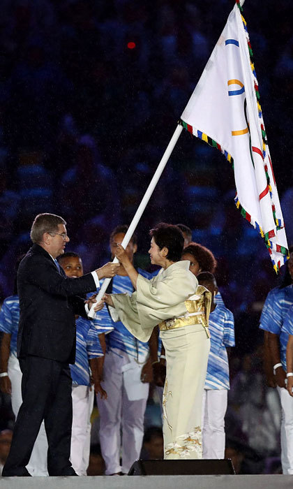 <b>Onto to Tokyo</b>