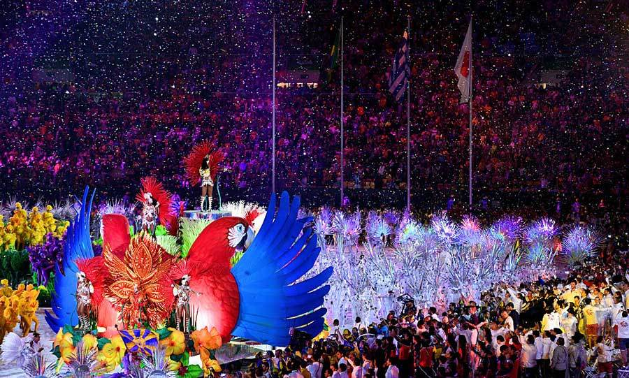 <b>It's been <i>Rio</i></b>