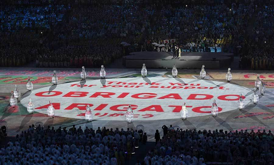 <b>Obrigado from Rio</b>