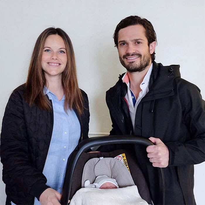 "And baby makes three! A day after Sweden's <a href=""https://us.hellomagazine.com/tags/1/princess-sofia/""><strong>Princess Sofia</strong></a> and <a href=""https://us.hellomagazine.com/tags/1/prince-carl-philip/""><strong>Prince Carl Philip</strong></a> welcomed their first child, <a href=""https://us.hellomagazine.com/tags/1/prince-alexander/""><strong>Prince Alexander</strong></a>, on April 19, the Swedish Royal Palace shared the first photo of the new family featuring the little royal fast asleep in his car seat. Along with the picture, the palace stated that the trio were ""doing well"" and that first-time parents were ""looking forward"" to bonding with their child.