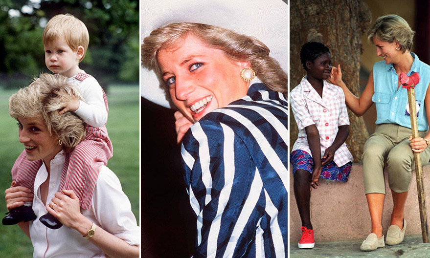 Prince William and Prince Harry's mother Princess Diana may have lost her life in that tragic August 31, 1997 car crash, but her legacy lives on through her family, and her words.