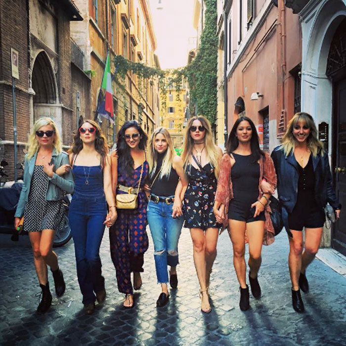 <b>Troian Bellisario</b>