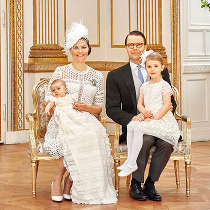 <b>Prince Oscar of Sweden</b>