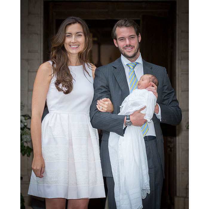 <b>Princess Amalia of Luxembourg</b>