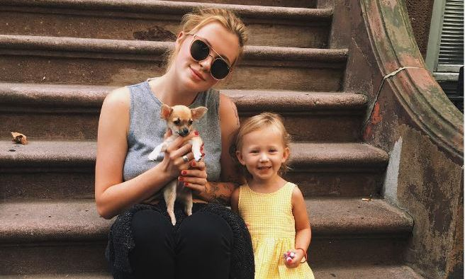 Princess Margaret Style >> Ireland Baldwin raves about her little siblings as Alec and Hilaria welcome baby number three