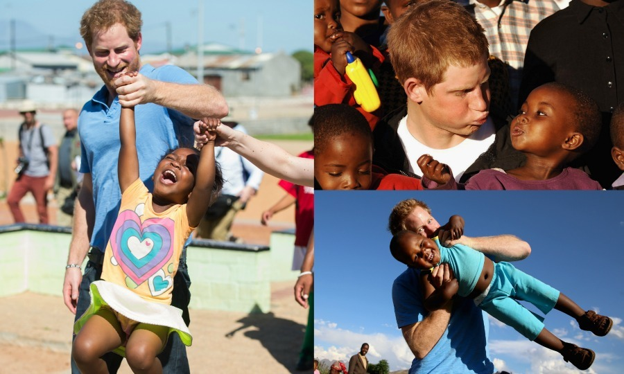 "<a href=""https://us.hellomagazine.com/tags/1/prince-harry/""><strong>Prince Harry</strong></a> is no doubt the Prince of Hearts for kids around the world, from little ones he meets during his travels as well as his nephew and niece George and Charlotte back home. 