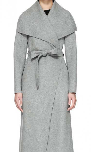 Continuing on the theme of outerwear, another option would be Mackage, another favourite of Sophie's.