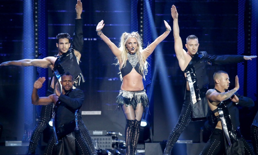 September 24: You better work Brit! Britney Spears took the stage and performed during night two of the 2016 iHeartRadio Music Festival in Las Vegas. 