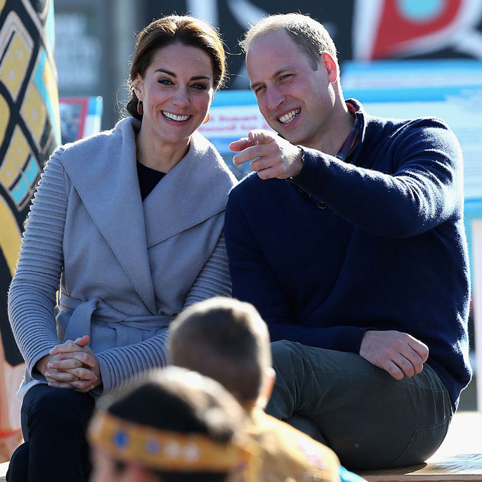 After visiting Whitehorse, the royal couple traveled to  Carcross Commons and Montana Mountain for two more engagements for the day.