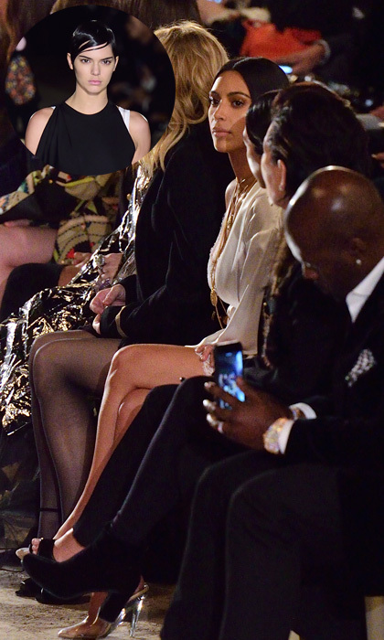 Prior to attack, the reality star spent her Sunday attending the Balenciaga fashion show in addition to the Givenchy show, which her sister Kendall Jenner walked in. Later in the evening, Kim stepped out with her sister Kourtney for a dinner hosted by designer Azzedine Alaïa.