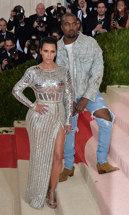 Hours after the attack and after chatting with authorities, Kim left Paris on a private plane. She was reunited on Monday with her husband in New York City. The mom-of-two was accompanied by her own mother, Kris, plus a number of security guards to her and Kanye's Manhattan apartment.