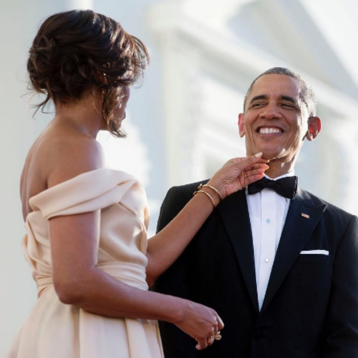 <b>She makes him a better man</b>