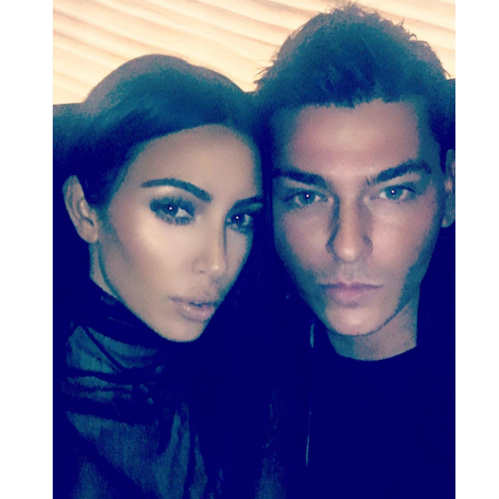 Kanye West's wife is still recovering from her recent attack in Paris and as a result has postponed an upcoming engagement abroad with her longtime makeup artist Mario Dedivanovic. The duo originally had a makeup demonstration scheduled for October 14 in Dubai. 