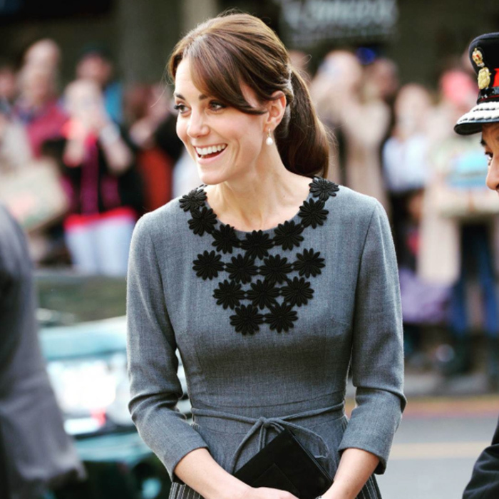 Mistake: Wearing your ponytail in the same place
