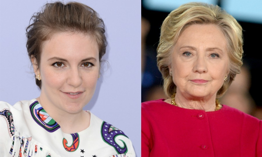 "Lena Dunham and Hillary Clinton are the latest public figures to comment on Kim's robbery. The <i>Girls</i> actress addressed the reality star's incident during Power 105.1's <i>The Breakfast Club</i>. ""So awful,"" Lena said. ""I literally am thinking about her every day like she's my friend even though I don't know her. I'm like, 'Is she feeling OK? Is she talking to somebody? I'm worried.'""