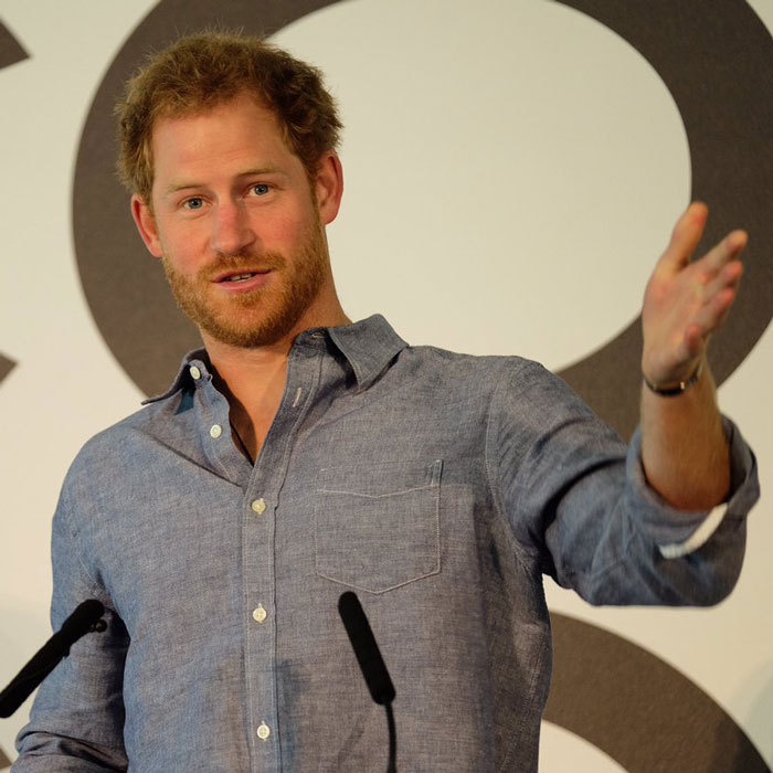 "Harry delivered remarks at the engagement saying, ""I can't believe that it was just four years ago that my brother, Catherine and I launched Coach Core."" The Prince continued, ""It is providing world class sports and training opportunities that previously did not exist in sports coaching.""