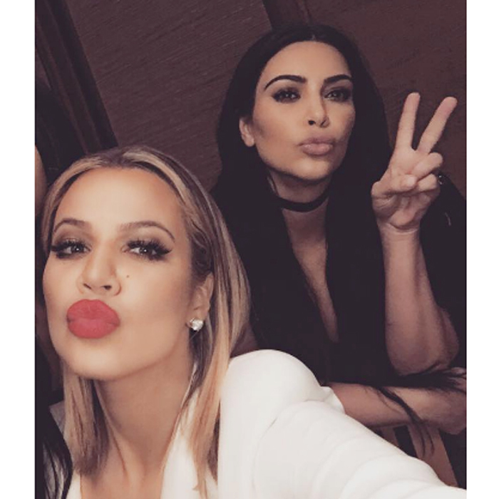 "Khloe Kardashian addressed Kim's Paris robbery during an appearance on <i>The Ellen DeGeneres Show</i> on Tuesday (October 11), revealing that her sister is ""not doing that well."" 
