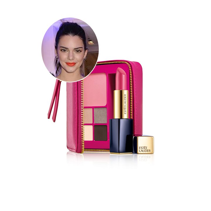 Estée Lauder Pink Perfection Color Collection, $35, esteelauder.com