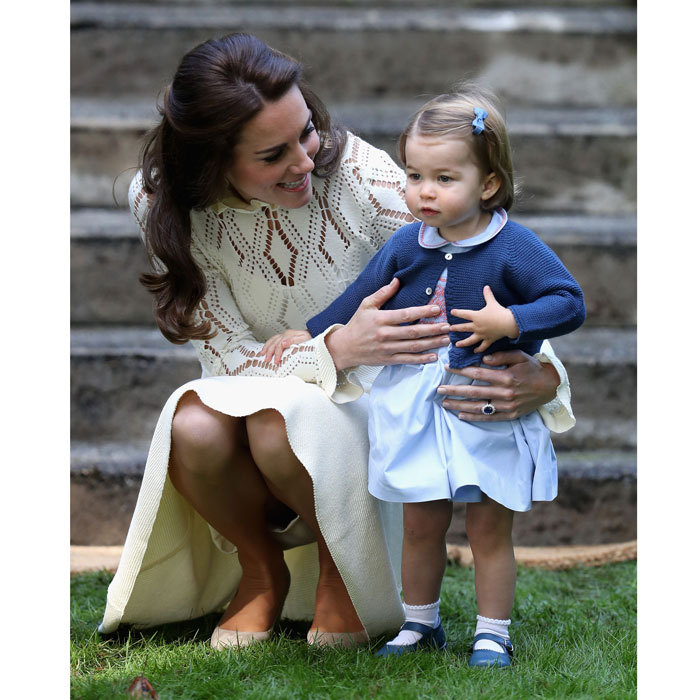 Kate admitted she will encourage her daughter's passions.