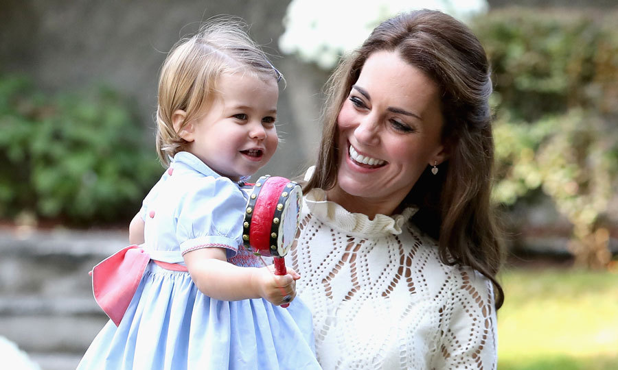Princess Charlotte has a passion for horses according to her mom.