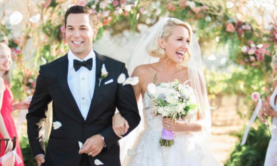 Anna Camp On Her Favorite Moment From Her Wedding To