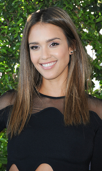 Mistake: Styling hair without heat protectors