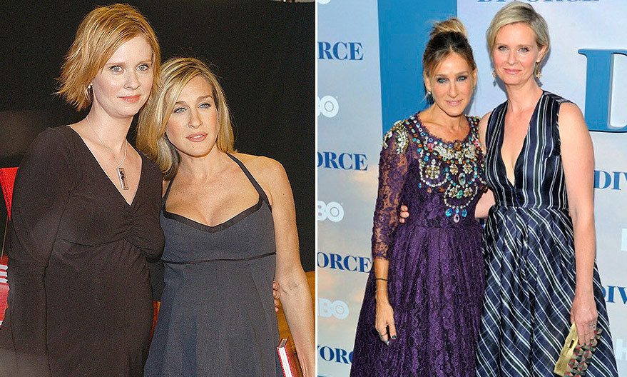 <b>Sex and the City</b>