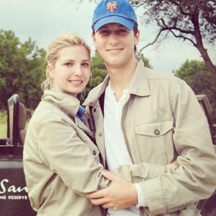After their 2009 nuptials, the newlyweds jetted to South Africa for their honeymoon.