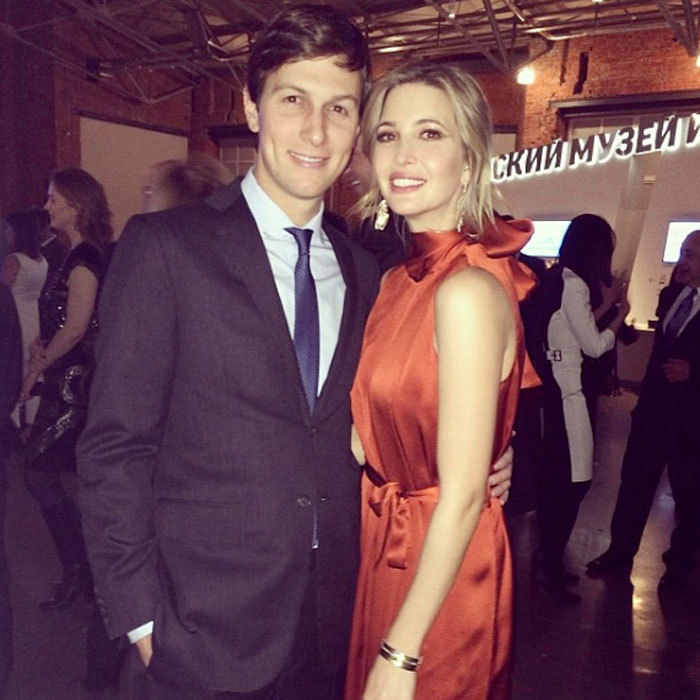 The couple was dressed to the nines for an evening out in 2014.