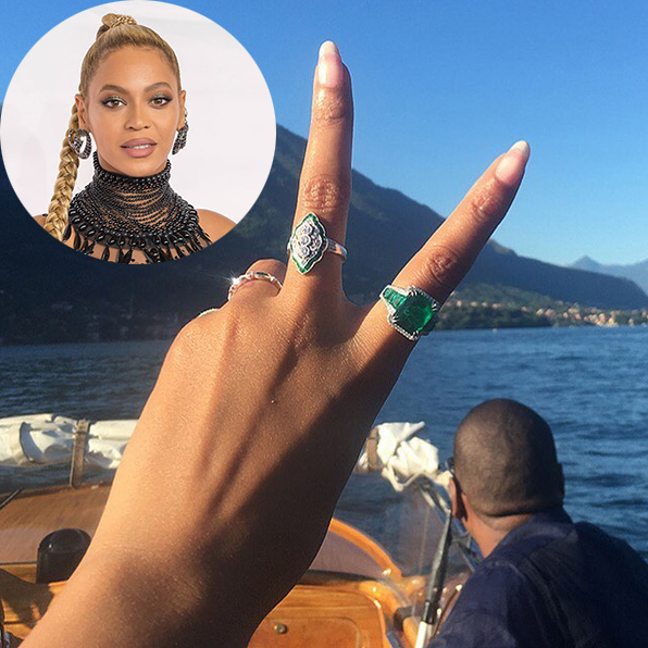Mistake: Too much nail polish