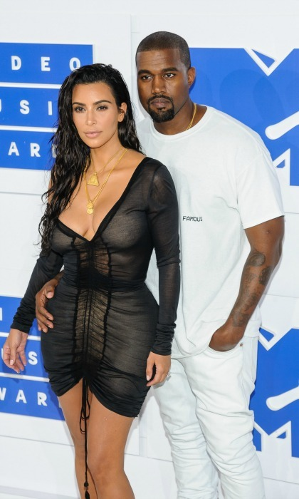More than three weeks after the robbery in Paris, Kim ventured out of the house to support husband Kanye West at his Los Angeles <i>Saint Pablo</i> concert at The Forum on October 25. The reality starlet was joined by her mother Kris Jenner, Kris' boyfriend Corey Gamble, sisters Kourtney Kardashian and Kendall Jenner and friends Jonathan Cheban and Brittny Gastineau. 