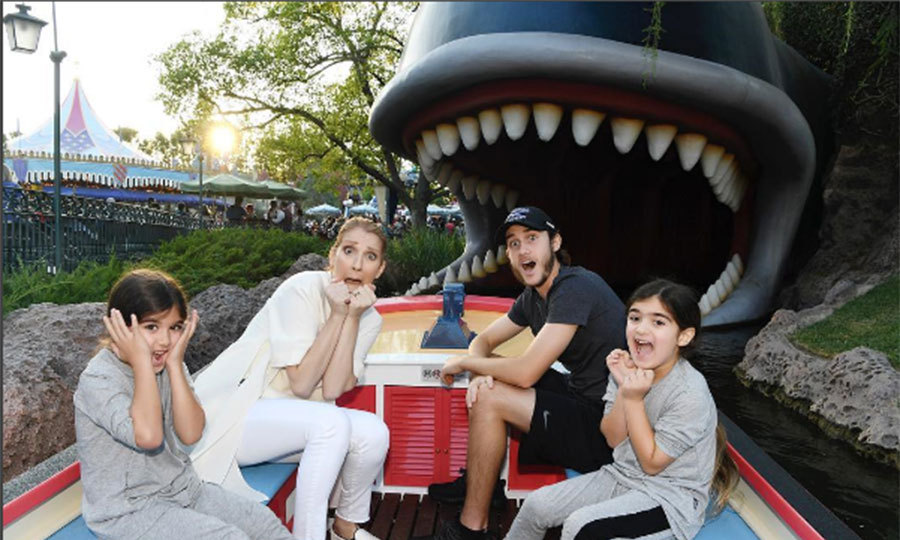 "In October 2016, singer and devoted mom <a href=""https://us.hellomagazine.com/tags/1/celine-dion/""><strong>Celine Dion</strong></a> took her sons – René-Charles, and twins Eddy and Nelson – to Disneyland in celebration of Eddy and Nelson's 6th birthday, their first without their late father René Angelil.
