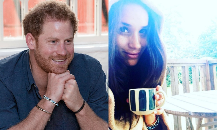 "<b>She and <a href=""https://us.hellomagazine.com/tags/1/prince-harry/""><strong>Prince Harry</strong></a> met in 2016</b>