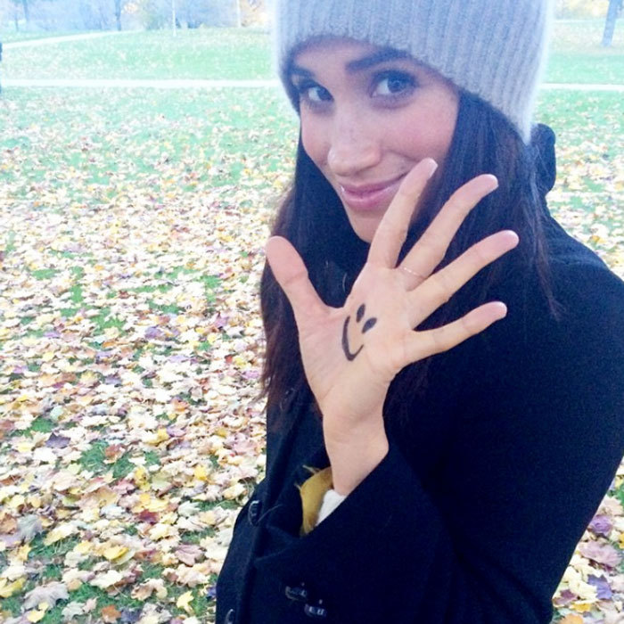 <b>She has a steady hand</b>