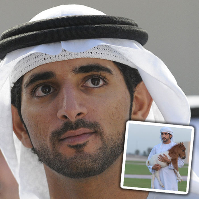 <b>Prince Hamdan Bin Mohammed Al Maktoum</b> 