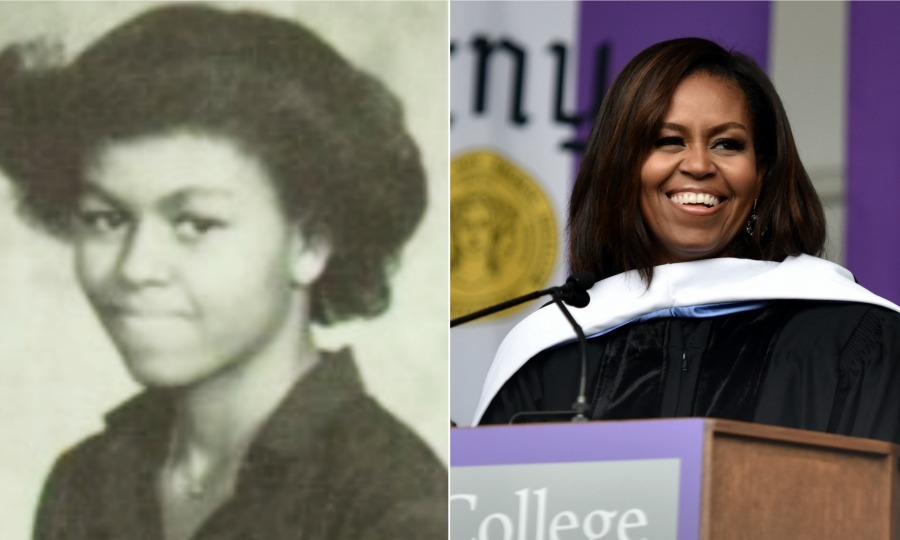 <b>First Lady Michelle Obama</b> 