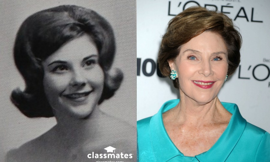 <b>Laura Bush</b>