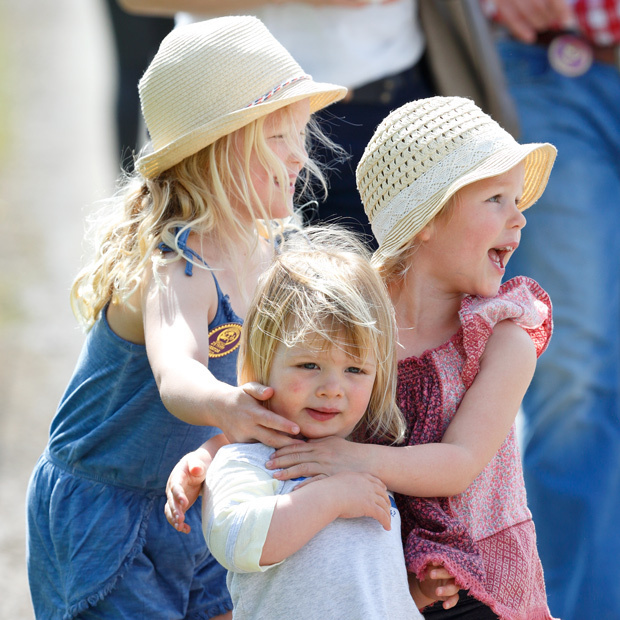 <b>Who are Charlotte's playmates?</b>
