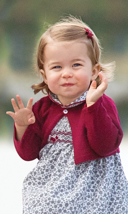<b>Where does Kate buy Charlotte's clothes?</b>