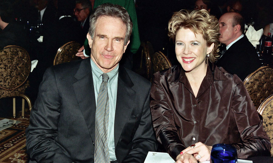 Warren Beatty Opens Up About Married Life To Annette