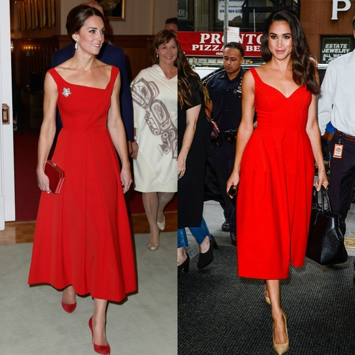 <b>Ladies in red</b>