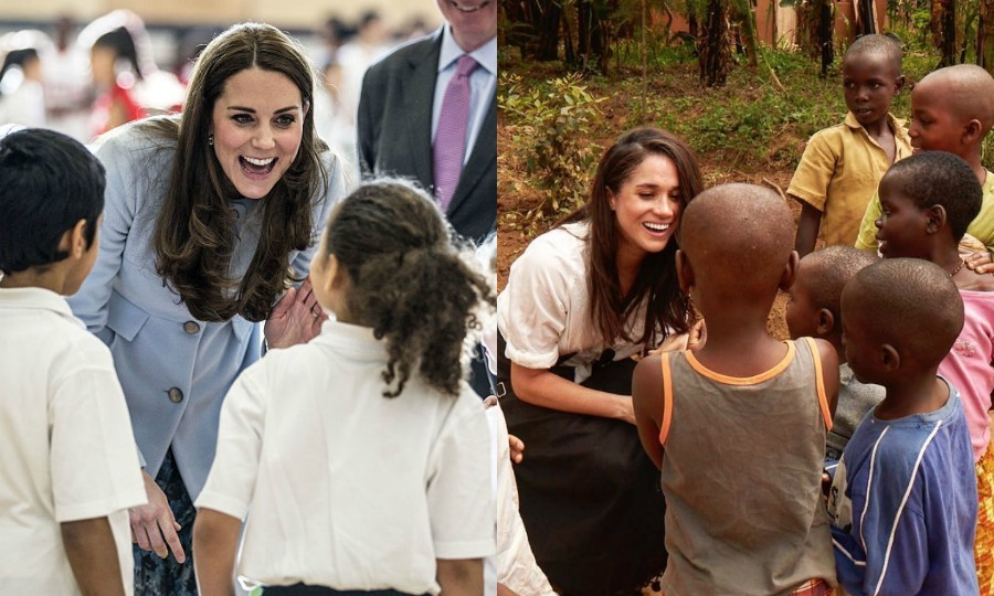 <b>Charitable and maternal</b>