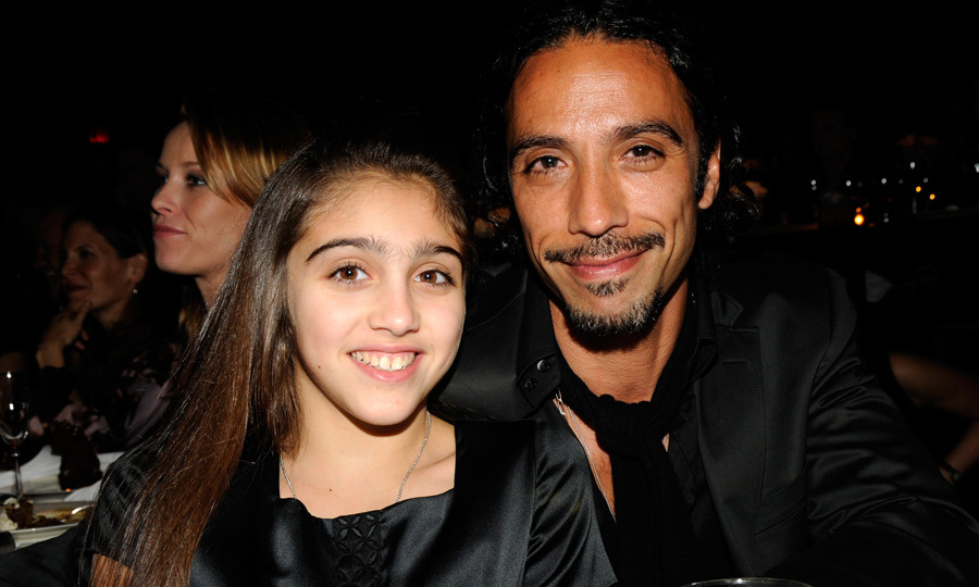 Carlos Leon Talks His And Madonnas Daughter Lourdes Healthy Ways And Fashion Sense