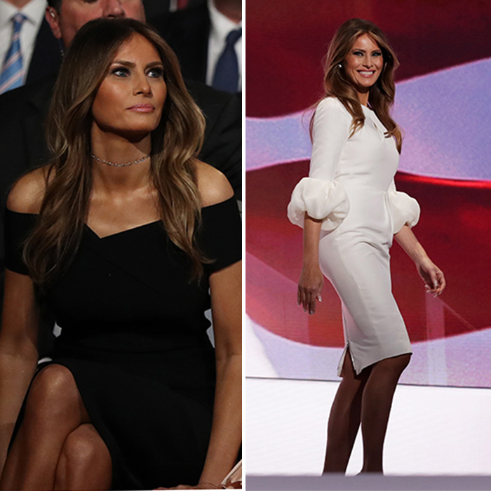 What Designers Will Melania Trump Wear As First Lady
