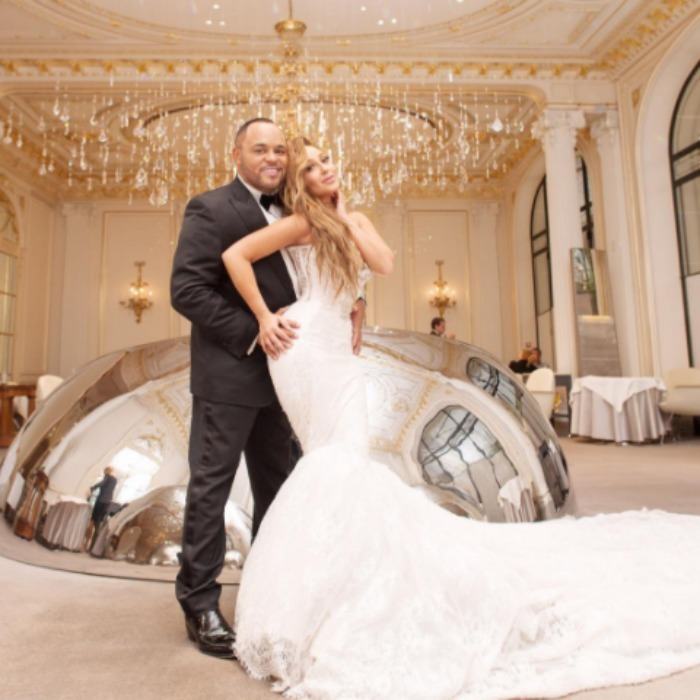 <b>Adrienne Bailon</b>