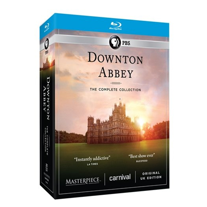 Even royals need some time off to indulge in their fave TV shows. The Duke and Duchess of Cambridge were huge followers of <I>Downton Abbey</I> – so wrap up a boxed set for the binge-watching fan on your list.
