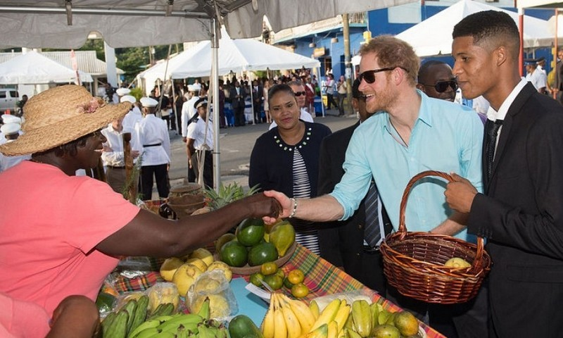 <b>Day Six: St. Lucia</B>