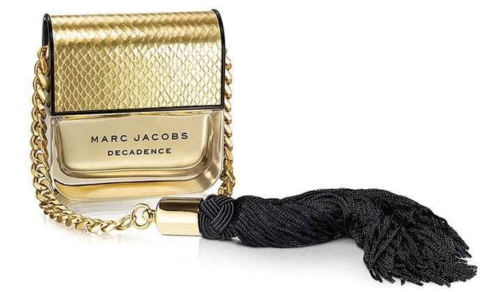 All out glamour comes in the form of a gilded bottle (complete with python cap), heady woody fragrance and a take-no-prisoners attitude. 