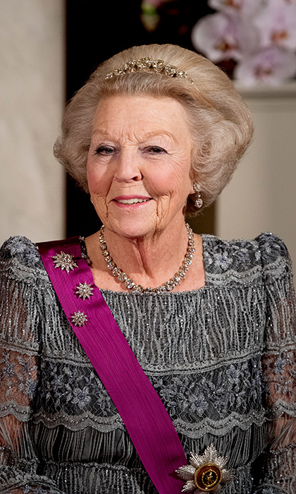 <b>Queen Beatrix of the Netherlands</b>