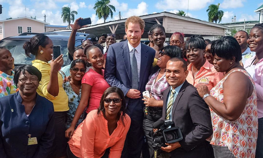 <b>Day Twelve - Guyana</b>